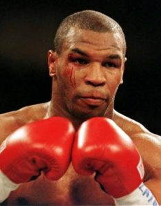 Mike Tyson Guard