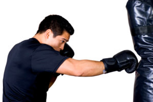 How to train on a heavy bag