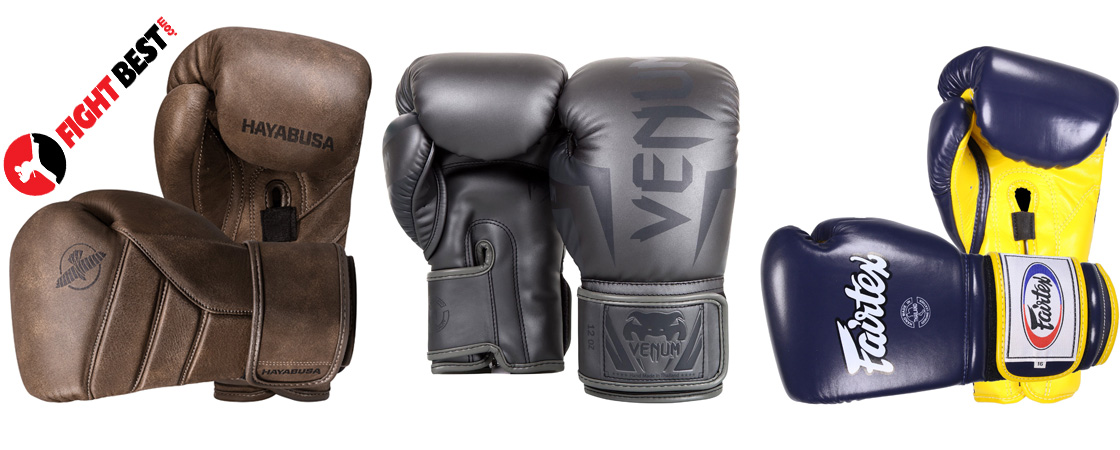 Top 15 Best Boxing Gloves [Definitive List 2018 ...