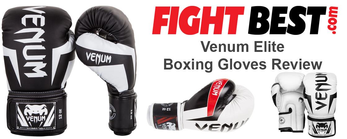 0c6006151 Venum Elite Boxing Gloves Review
