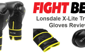 Lonsdale X-Lite Training Gloves Review