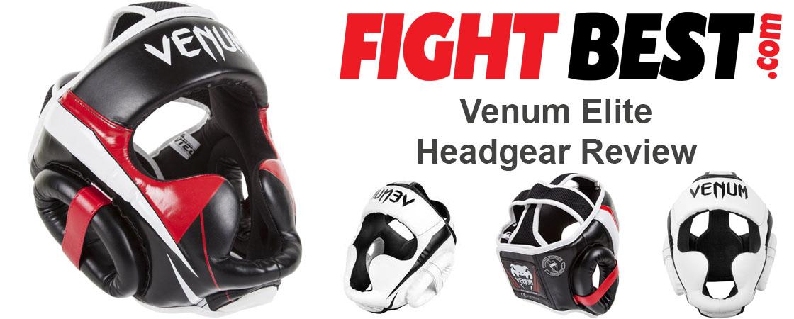 Venum Elite Headgear Review