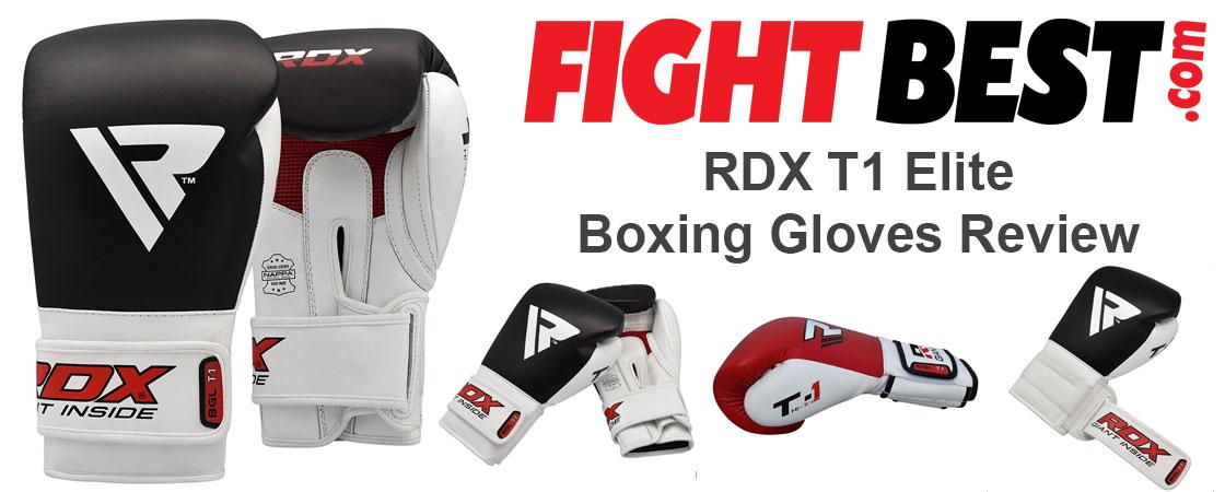 RDX T1 Elite Boxing Gloves Review