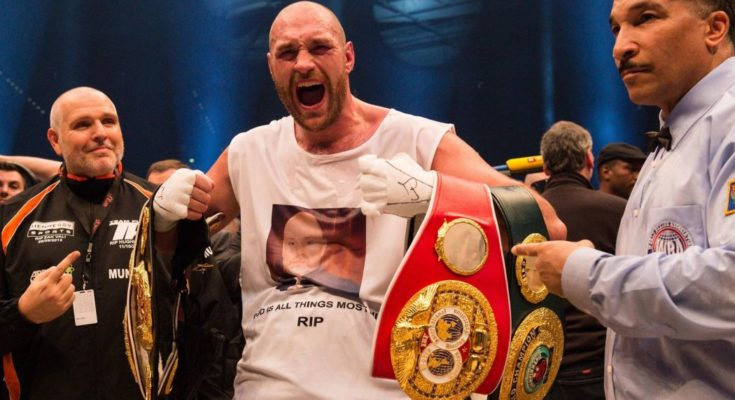 Tyson Fury Return