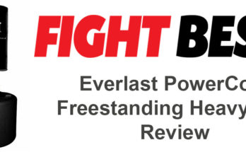Everlast PowerCore Freestanding Heavy Bag Review