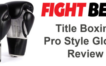 Title Boxing Pro Style Gloves Review