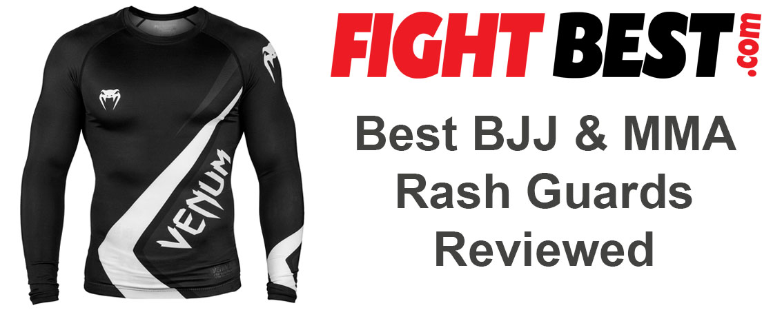 Best BJJ and MMA Rash Guards